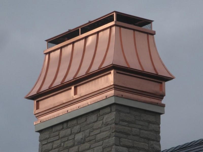 Chimney Caps Copperworks Custom Copper Amp Copper
